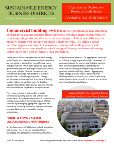 SEBIZ Resource Guide_Commercial Buildings