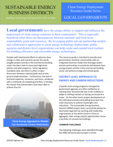 SEBIZ Resource Guide_Local Government